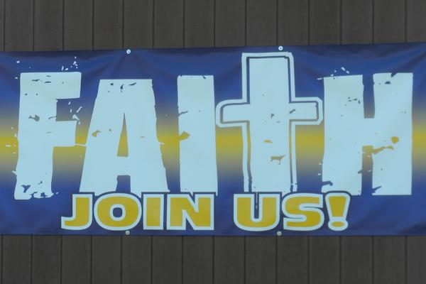 Faith - Join Us!