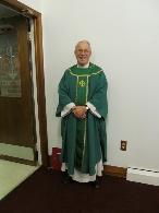Pastor William Zimmerman
